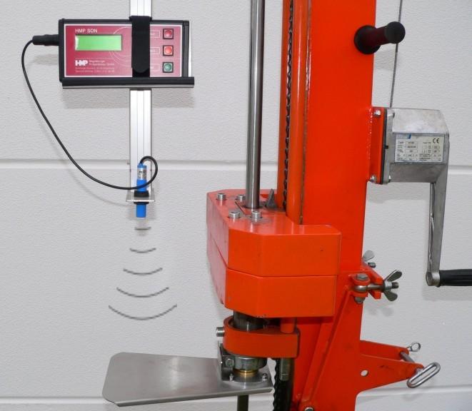 Automatische Messeinrichtung HMP SON-M für mechanische Rammsonde