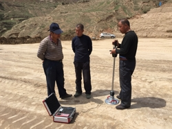 CHINA - Quality assurance in highway construction with the HMP LFGpro