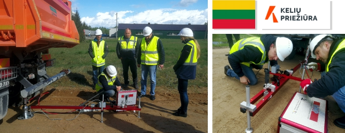 2019-09 Largest Lithuanian road maintenance company relies on HMP PDG