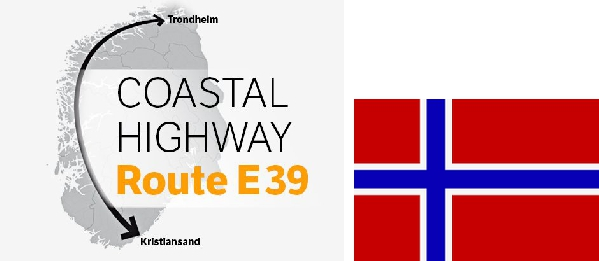 Norway - using HMP LFG - Ferry-free coastal highway route E39 project