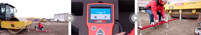 HMP PDGpro video - Static Plate Load Test instruction