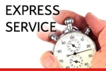HMP express-Service for the calibration of dynamic and static plate load tester